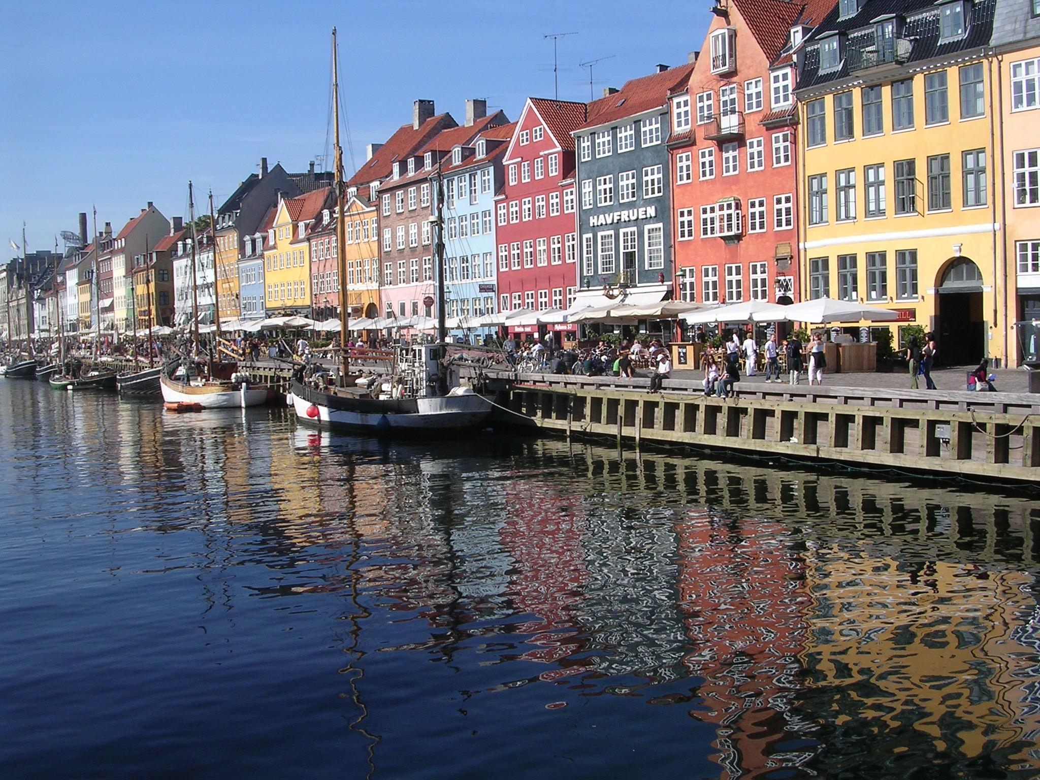 reise til københavn